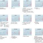 Calendario Laboral 2016: Principado de Asturias