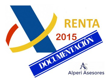documentos necesarios para hacer la declaracion de la renta 2015 e1458318677380