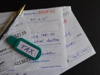 ¿Deducir gastos sin factura?
