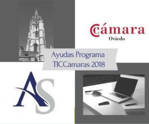 Programa Ayudas TICCámaras 2018 – Oviedo