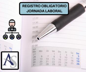 El registro obligatorio de la jornada laboral