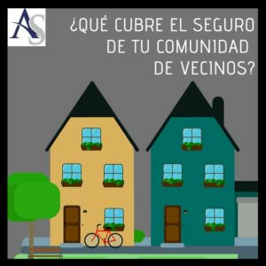 Que cubre el seguro de la Comunidad de Vecinos Alperi Asesores Gestoria e1578656702223