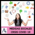 Medidas Sociales Crisis Coronavirus