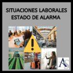 Situaciones Laborales Estado de Alarma