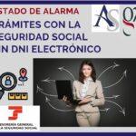 Trámites con la Seguridad Social sin DNI Electrónico