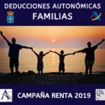 Deducciones Autonómicas Asturias 1: Familias