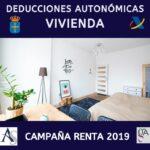 Deducciones Autonómicas Asturias 2: Vivienda