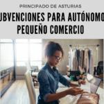 Ayudas para el Pequeño Comercio Asturias