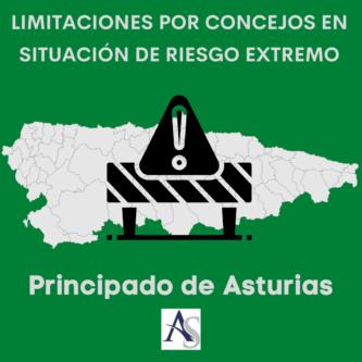 Limitaciones Concejos en Situacion Riesgo Extreno Asturias alperi asesores gestoria administrativa
