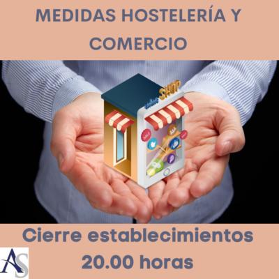 Medidas Hosteleria y Comercio Enero Asturias alperi asesores gestoria administrativa