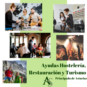 Ayudas Hosteleria Turismo y Restauracion Principado de Asturias Alperi Asesores Gestoria Administrativa